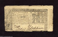 Colonial Notes:Maryland, Maryland April 10, 1774 $2 Very Fine. The edges display nicks and notches. The note is clean except for a strip of soil down...