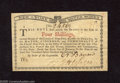 Colonial Notes:New York, New York January 6, 1776 (Water Works) 4s Choice New. Here is alovely example of a New York City Water Works note. The cent...