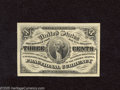 Fractional Currency:Third Issue, Fr. 1226 3c Third Issue Superb Gem Crisp Uncirculated. An absolutely enormously margined example of this light background Wa...
