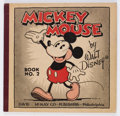 Platinum Age (1897-1937):Miscellaneous, The Adventures of Mickey Mouse Book II (David McKay Publications,1932) Condition: FN....
