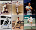 Autographs:Photos, Baseball Greats and Hall of Famers Signed Photograph Lot of 10.. ...