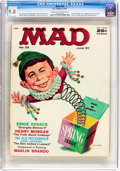 Magazines:Mad, MAD #33 (EC, 1957) CGC VF/NM 9.0 Cream to off-white pages....