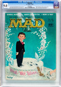 Magazines:Mad, MAD #40 (EC, 1958) CGC VF/NM 9.0 White pages....