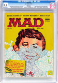 Magazines:Mad, MAD #41 (EC, 1958) CGC NM 9.4 White pages....