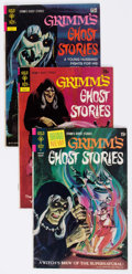 Bronze Age (1970-1979):Horror, Grimm's Ghost Stories Group of 39 (Gold Key, 1972-82) Condition:Average VG/FN.... (Total: 39 Comic Books)