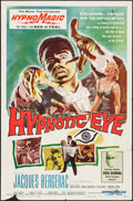 """Movie Posters:Horror, The Hypnotic Eye (Allied Artists, 1960). One Sheet (27"""" X 41"""").Horror.. ..."""