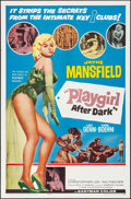 "Movie Posters:Sexploitation, Playgirl After Dark (Topaz, 1961). One Sheet (27"" X 41"") Style B.Sexploitation.. ..."