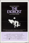 Movie Posters:Horror, The Exorcist (Warner Brothers, 1974). One Sheet (2...
