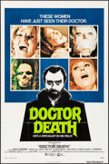 """Movie Posters:Horror, Doctor Death & Other Lot (Cinerama Releasing, 1973). One Sheets(2) (27"""" X 41""""). Horror.. ... (Total: 2 Items)"""