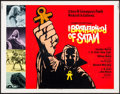 """Movie Posters:Horror, The Brotherhood of Satan & Other Lot (Columbia, 1971). HalfSheets (2) (22"""" X 28""""). Horror.. ... (Total: 2 Items)"""