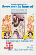 """Movie Posters:Drama, Fate is the Hunter & Others Lot (20th Century Fox, 1964). One Sheets (4) (27"""" X 41""""). Drama.. ... (Total: 4 Items)"""