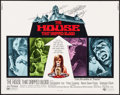 "Movie Posters:Horror, The House that Dripped Blood (Cinerama Releasing, 1971). Half Sheet(22"" X 28""). Horror.. ..."