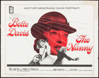 """The Nanny & Other Lot (20th Century Fox, 1965). Half Sheets (2) (22"""" X 28""""). Thriller. ... (Total: 2 Items..."""