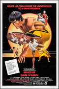 "Movie Posters:Action, Game of Death (Columbia, 1979). One Sheet (27"" X 41"") Bob Gleason Artwork. Action.. ..."