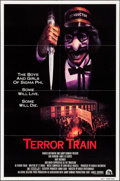 """Movie Posters:Horror, Terror Train & Other Lot (20th Century Fox, 1980). One Sheets(2) (27"""" X 41""""). Horror.. ... (Total: 2 Items)"""
