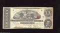 Confederate Notes:1863 Issues, T58 $20 1863. This $20 carries the first month of issue overprint,April 1863. Some extra red overprint ink is noticed. Ve...