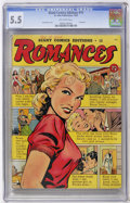 Golden Age (1938-1955):Romance, Giant Comics Edition #15 (St. John, 1950) CGC FN- 5.5 Off-whitepages....