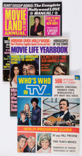 Magazines:Miscellaneous, Assorted TV and Movie Magazines Box Lot (Various Publishers,1960s-70s) Condition: Average FN....