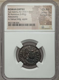Ancients:Ancient Lots , Ancients: ANCIENT LOTS. Roman Imperial. Ca. AD 293-311. Lot of two(2) BI issues or folles. NGC Choice XF-Choice AU.... (Total: 2coins)