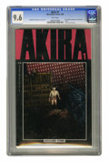 Modern Age (1980-Present):Science Fiction, Akira #1 (Marvel, 1988) CGC NM+ 9.6 White pages. ...