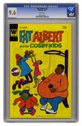 Bronze Age (1970-1979):Cartoon Character, Fat Albert #2 (Gold Key, 1974) CGC NM+ 9.6 White pages. This iscurrently the highest grade awarded by CGC for this issue. O...