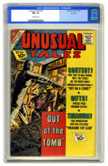 Silver Age (1956-1969):Horror, Unusual Tales #32 File copy (Charlton, 1962) CGC NM 9.4 Off-whitepages. ...