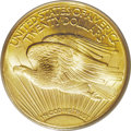 Saint-Gaudens Double Eagles: , 1929 $20 MS65 PCGS. After a series of common Philadelphia Mintissues from 1922 through 1928, the 1929 double eagle begins ...