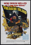 """Movie Posters:Adventure, Treasure Island (National General Pictures, 1972). One Sheet (27"""" X41""""). Adventure. Starring Orson Welles, Walter Slezak, L..."""