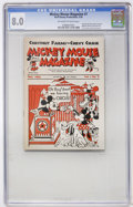 Platinum Age (1897-1937):Miscellaneous, Mickey Mouse Magazine V1#7 (Walt Disney Productions, 1934) CGC VF8.0 Off-white to white pages....