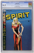 Golden Age (1938-1955):Superhero, The Spirit #22 (Quality, 1950) CGC FN+ 6.5 Off-white to white pages....
