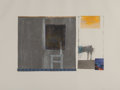 Fine Art - Work on Paper:Drawing, Sam Richardson (American, 1934-2013). Not a Place to Be ,1989. Collage. 26 x 34-1/2 inches (66.0 x 87.6 cm). Signed and...