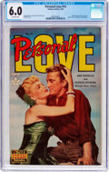 Golden Age (1938-1955):Romance, Personal Love #14 (Famous Funnies Publications, 1952) CGC FN 6.0Off-white pages....