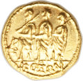 Ancients:Greek, Ancients: THRACIAN DYNASTS. Koson (ca. 44-42 BC). AV stater (18mm,8.54 gm, 12h). MS....