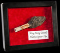 "Movie Posters:Horror, King Kong (Universal, 2005). Spear Tip Prop (2.5"" X 7"") withDisplay Case (11.5"" X 9.5"" X 2""). Horror.. ..."