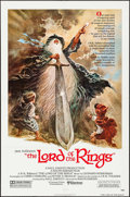 "Movie Posters:Animation, The Lord of the Rings (United Artists, 1978). One Sheet (27"" X 41"") Style A, Tom Jung Artwork. Animation.. ..."