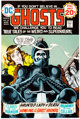Tatjana Wood Ghosts #29 Cover Color Guide and Press Proof Group of 2 (DC, 1974).... (Total: 2 Items)