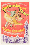 """Movie Posters:Musical, Yolanda and the Thief (MGM, 1945). One Sheet (27"""" X 41""""). Musical.. ..."""