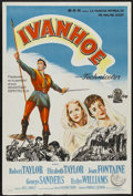 "Movie Posters:Adventure, Ivanhoe (MGM, 1952). Argentinean Poster (29"" X 43""). Adventure...."