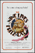 "Movie Posters:Animated, The Nine Lives of Fritz the Cat (American International, 1974). One Sheet (27"" X 41""). Animated...."