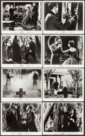 "Movie Posters:Horror, The Premature Burial (American International, 1962). Photos (16)(8"" X 10""). Horror.. ... (Total: 16 Items)"