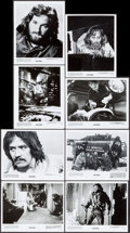 "Movie Posters:Horror, The Thing (Universal, 1982). Photos (17) (8"" X 10""). Horror.. ...(Total: 17 Items)"
