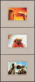"""Movie Posters:Science Fiction, E.T. The Extra-Terrestrial (Universal, 1982). Presskit (9"""" X 12"""")with Photos (36) (8"""" X 10"""") & Portfolio (11"""" X 14"""") with C...(Total: 2 Items)"""