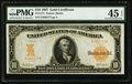 Large Size:Gold Certificates, Fr. 1171 $10 1907 Gold Certificate PMG Choice Extremely Fi...