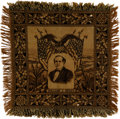 Political:Textile Display (1896-present), William Jennings Bryan: Unusual Tapestry or Table Cover....