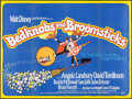 """Movie Posters:Animation, Bedknobs and Broomsticks (Walt Disney Productions, 1971). BritishQuad (30"""" X 40""""). Animation.. ..."""