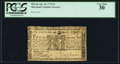 Colonial Notes, Maryland April 10, 1774 $1 PCGS Very Fine 30.. ...