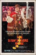 "Movie Posters:Western, For a Few Dollars More (United Artists, 1967). Poster (40"" X 60"") David Blossom Artwork. Western.. ..."