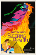 "Movie Posters:Animation, Sleeping Beauty (Buena Vista, R-1970). One Sheets (2) (27"" X 41"")Styles A & B. Animation.. ..."