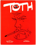 Memorabilia:Books, Toth: Black & White First Limited and Signed HardcoverArt Book #265/500 (Auad Publishing, 1999)....