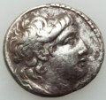 Ancients:Ancient Lots  , Ancients: ANCIENT LOTS. Seleucid Kingdom. Ca. 2nd centuryBC. Lot of two (2) AR tetradrachms. VF, porosity, edgechips.... (Total: 2 coins)